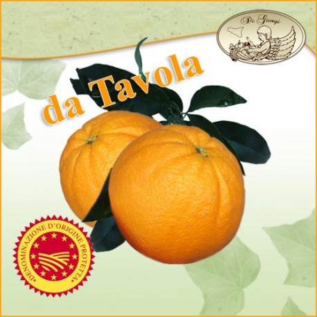 Arance di Ribera D.O.P. - Navelina - Primizia da TAVOLA